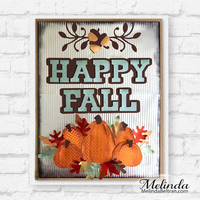 Melinda Beltran Fall How To Home Decor DIY Video Free Files