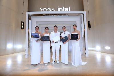 Lenovo เปิดตัว Yoga แล็ปท็อประดับพรีเมียมไลน์อัพใหม่ล่าสุด  พร้อมเผยโฉม Yoga Slim 7i Carbon แล็ปท็อป  ที่มาพร้อมดีไซน์บางเบา บนประสิทธิภาพเหนือระดับ