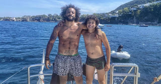 Marcelo send message to Real Madrid fans ahead of new season as his pre-season holiday comes to an end.