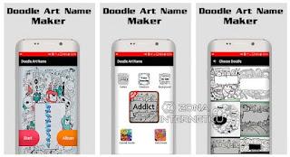Doodle Art Name - Doodle Maker