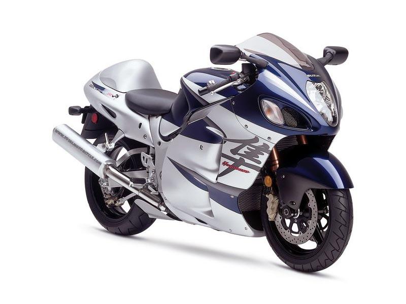 News Bikes Suzuki Hayabusa Gsx1300r