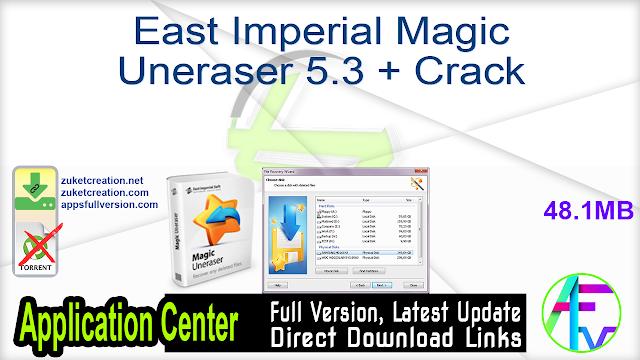 East Imperial Magic Uneraser 5.3 + Crack