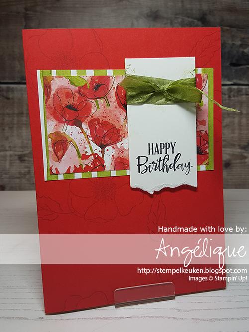 de Stempelkeuken Stampin'Up! producten koopt u bij de Stempelkeuken #stempelkeuken #stampinup #stampinupnl #stampinupdemo #peacefulpoppies #poppies #voorjaar #spring #easter #flowers #bloemenhoudenvanmensen #bloemen #stamping #stempelen #cardmaking #kaartenmaken #papercrafting #papercrafter #springhassprung #groeienenbloeien #knutselen #echtepostiszoveelleuker #epizl #slakkenpost #snailmail #dsp #workshop #diy #handgemaakt #handmade #denhaag #westland #rijswijk