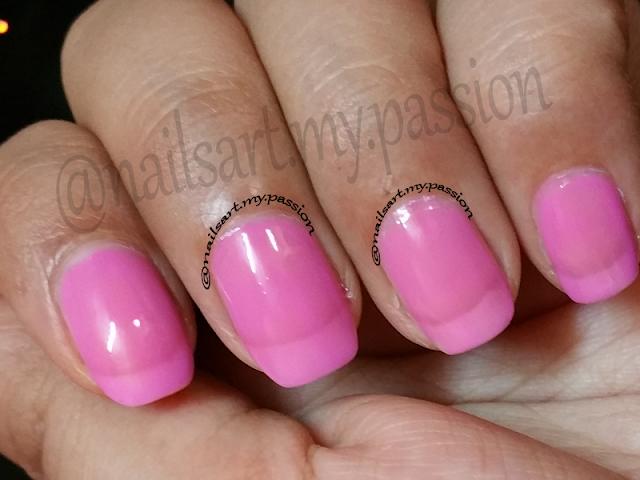 Tutorial 4: Pink Tribal Look Nails