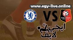 مشاهدة مباراة تشيلسي ورين بث مباشر رابط ايجي لايف 04-11-2020 في دوري أبطال أوروبا