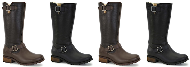 UGG Chancery Bomber Boots for only $130 (reg $295)