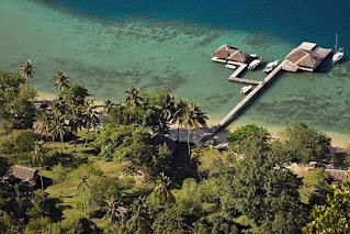 Pulau Keren Untuk Liburan Cubadak Island