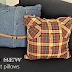 Εύκολα μαξιλάρια χωρίς ράψιμο