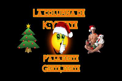 La columna de K-Yaaate P'a la gente, gente, gente de Navidad