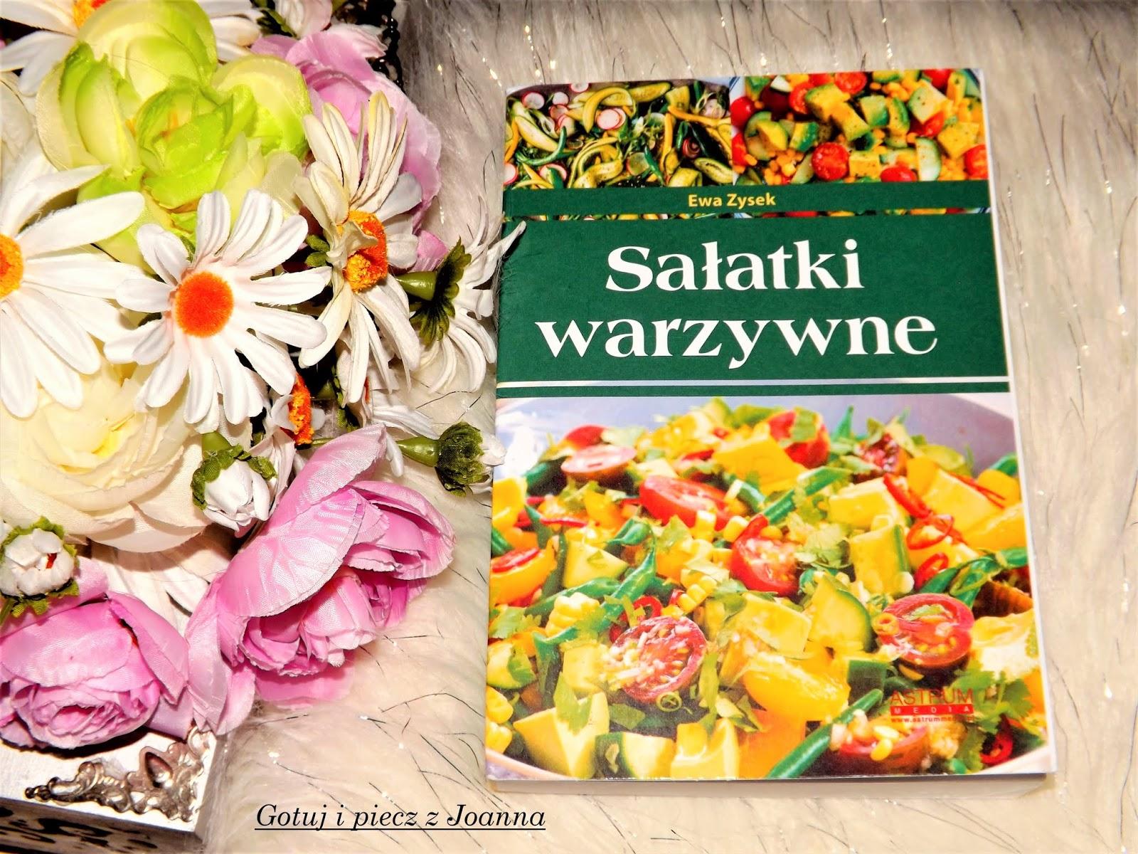 Sałatki warzywne - Ewa Zysek