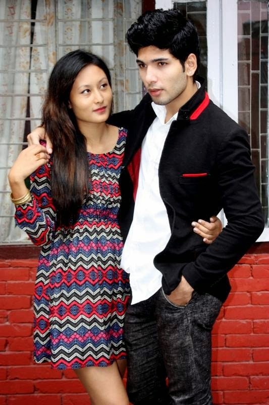 Sushil shrestha and Sashi Shrestha