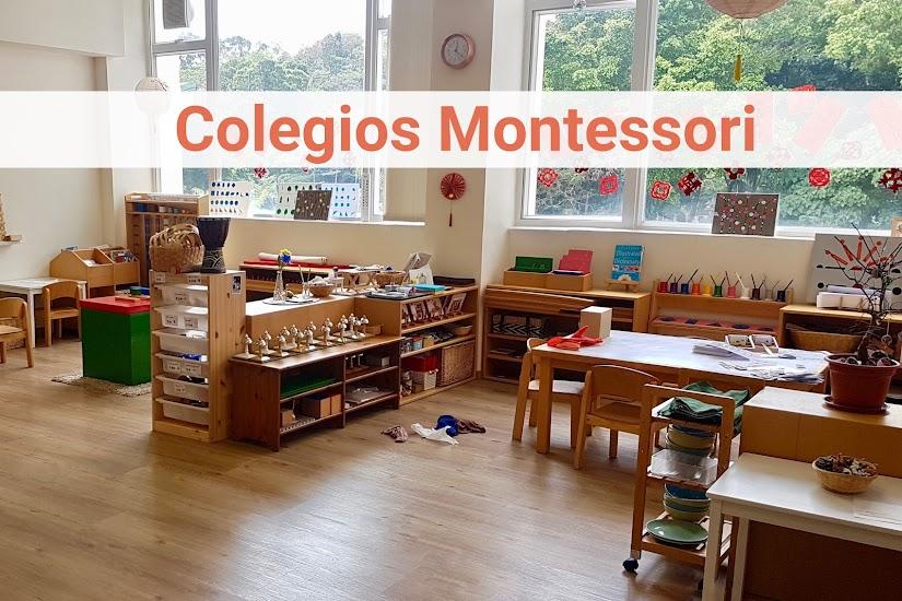 Qué saber de pedagogía Montessori cuando buscas colegio