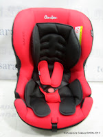 Baby CarSeat CocoLatte CS810 Safee New Born-18kg