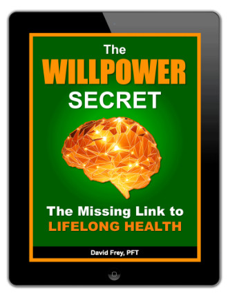 The Willpower Secret reviews, The Willpower Secret program pdf book David Frey SCAM OR LEGIT