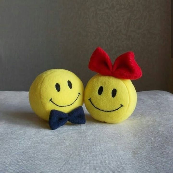Smile DP for Couple