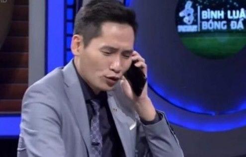 """Cư dân mạng phẫn nộ BTV Quốc Khánh """"cà khịa"""" Bùi Tiến Dũng"""