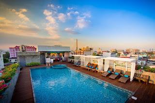 Nouvo City Hotel in Bangkok, Thailand