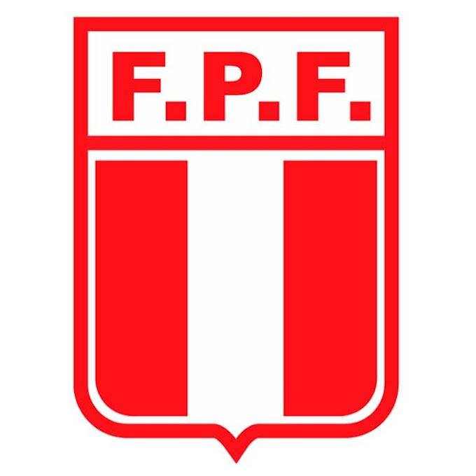 Logo Federeción Peruana de Fútbol Free Donwload