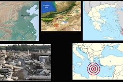 10 Gempa Bumi Terburuk yang terjadi di Masa Lalu