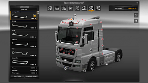 Slots mod tuning for MAN TGX