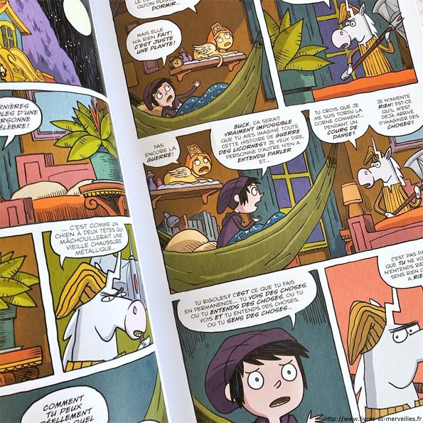 Nico Bravo et le chien d'Hadès de Mike Cavallaro