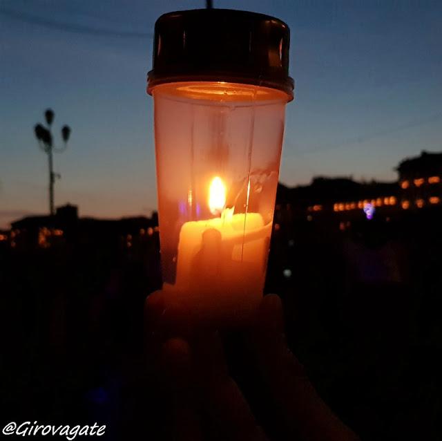 Luminara Pisa lampanino
