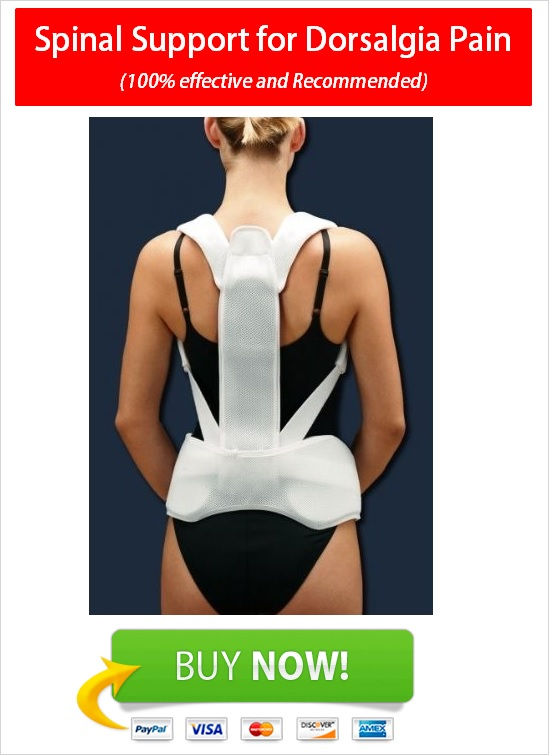 Spinal Support  for Dorsalgia Pain