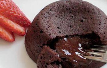 CARA MEMBUAT CHOCO LAVA CAKE KUKUS