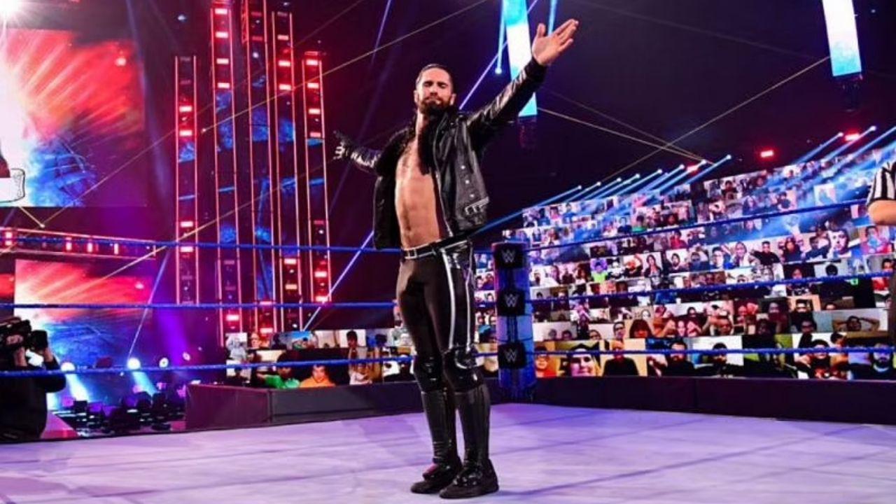 Seth Rollins destrói Cesaro no Friday Night SmackDown