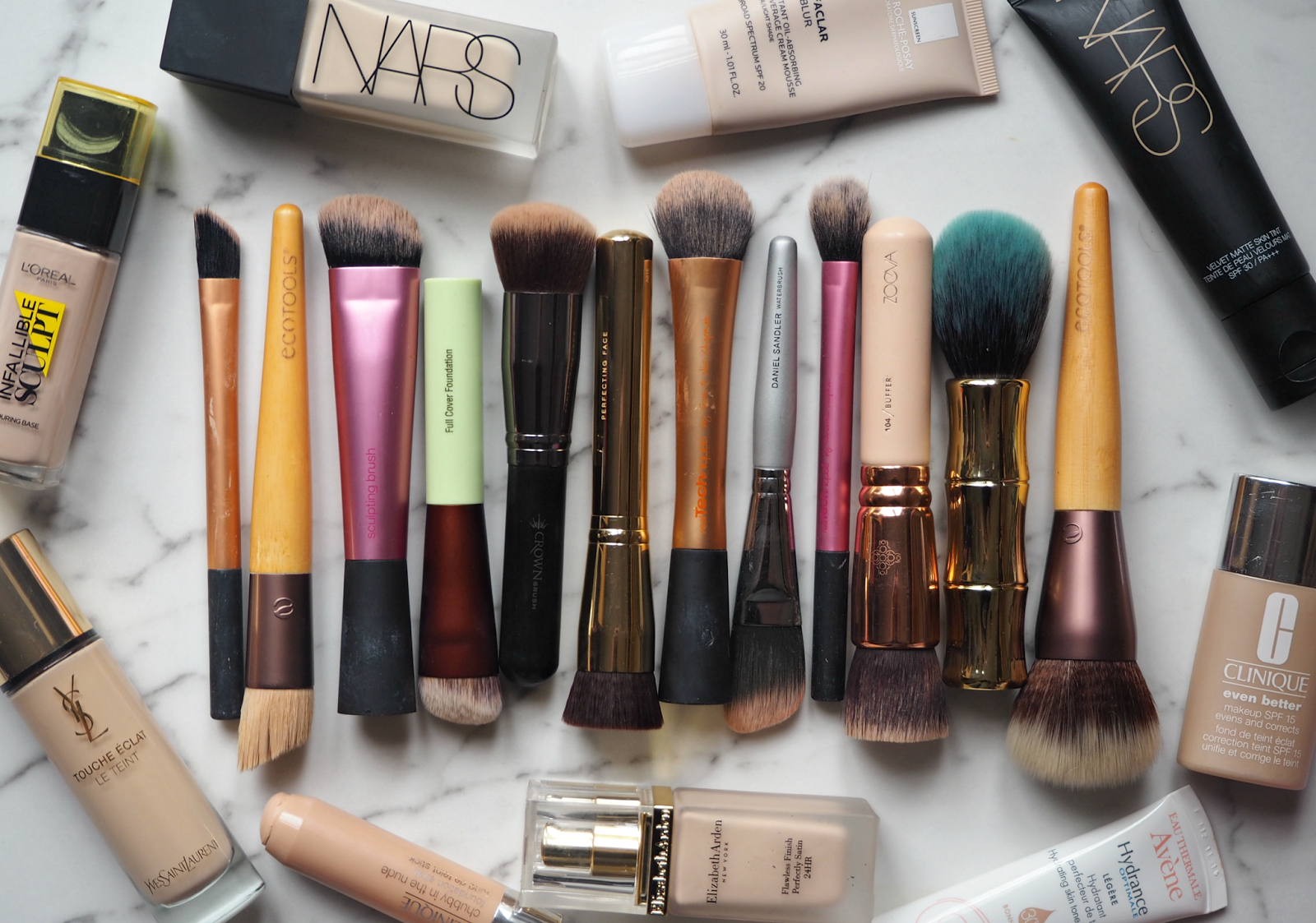 Why I've Ditched The Foundation Brush (In Favour Of Basically ...