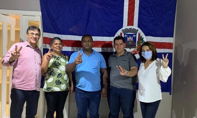 Ex-candidato a vice-prefeito Everton de Frexeiras, declara apoio a Mary Gouveia