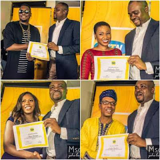 Africa's media transmission organization, MTN, has allegedly ended the ambassadorial contracts that once existed amongst it and A-listers, Don Jazzy, Tiwa Savage and Davido.