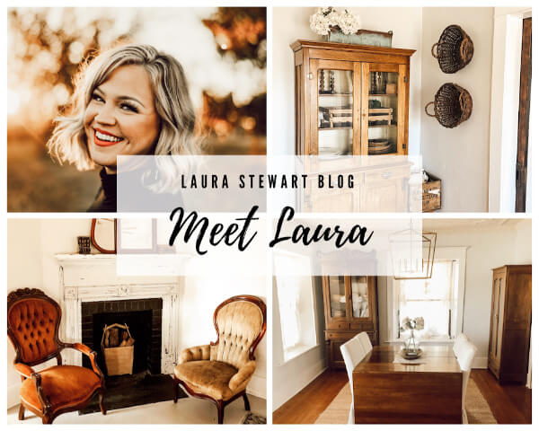 Laura Stewart Blog collage
