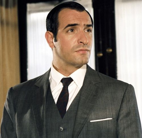 The french james bond for Dujardin 007
