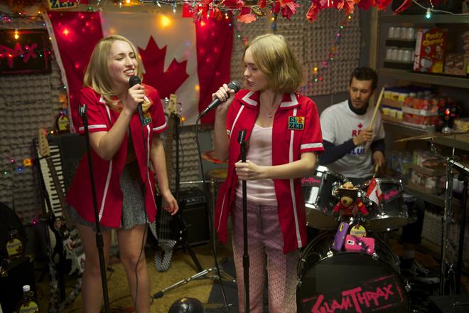 Lily-Rose Depp y Harley Quinn Smith