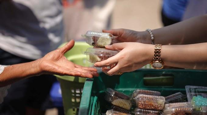 Ételosztás közben pofoztak meg egy szociális segítőt Váncsodon
