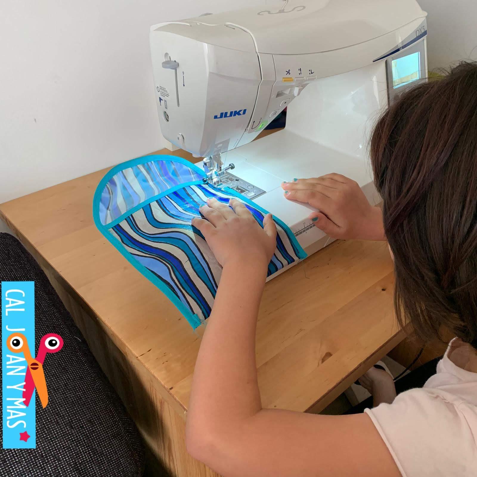 Cal Joan Y Más 7 Consejos Para Coser A Máquina Con Niños