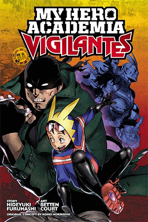 Vigilante: Boku no Hero Academia Illegals Manga Español