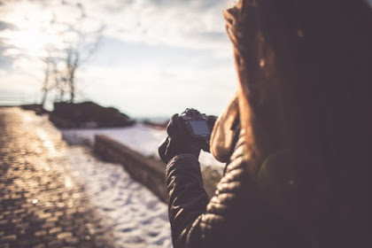 5 Tips For Shooting Winter Landscapes