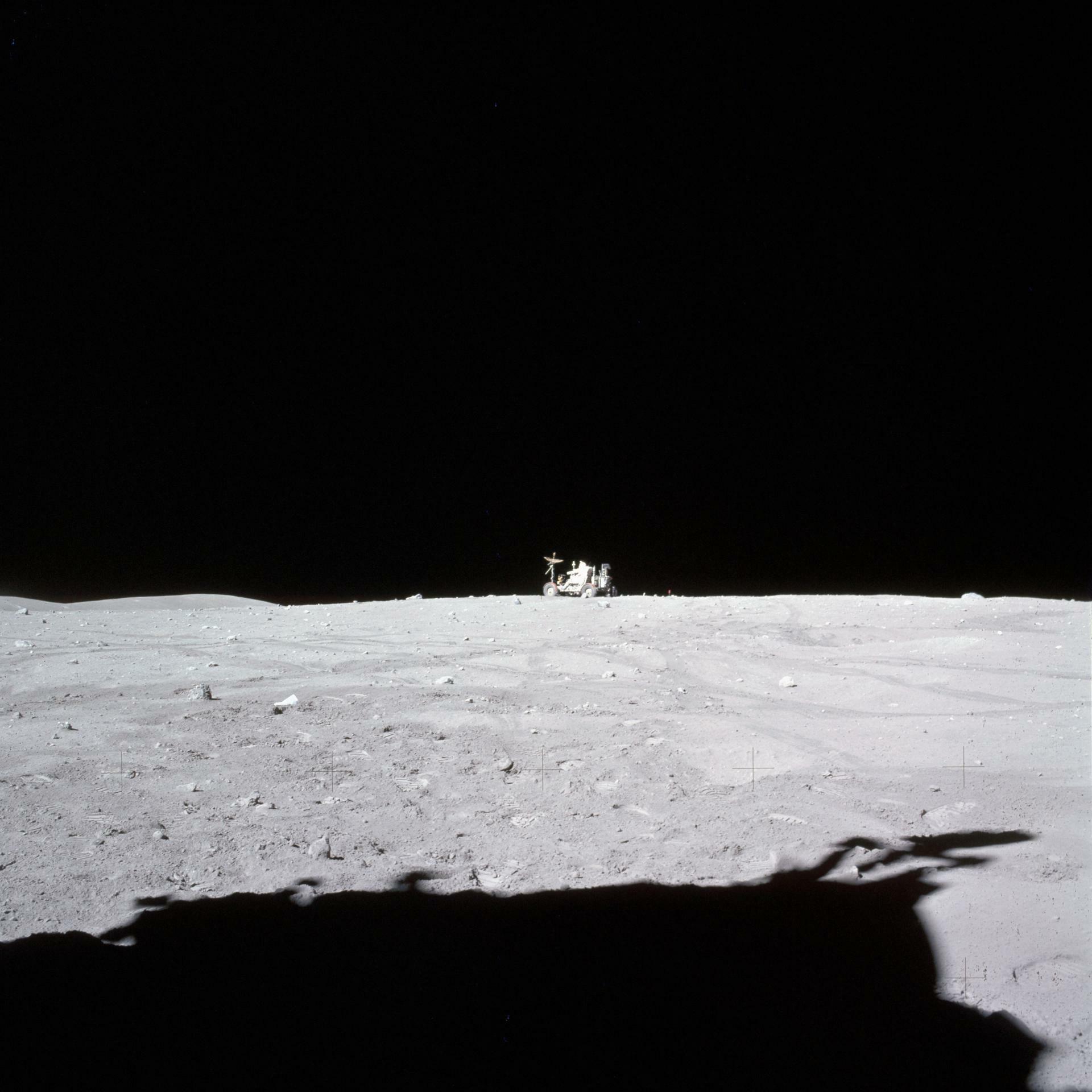 Hace cincuenta años, los astronautas de la NASA viajaron a la Luna por primera vez.