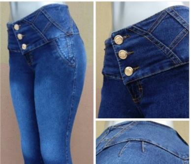 Pantalon de moda tela stretch economicos