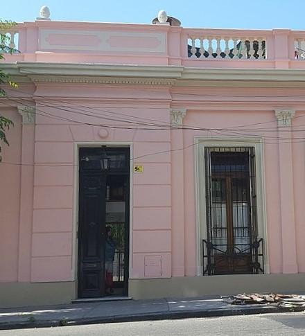 Casa Chorizo Neoclasicismo