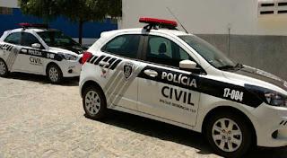 Presa quadrilha suspeita de roubo a agências bancárias e dos Correios na Paraíba e no RN