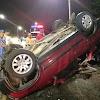 QUÉ GOLPE!! Fallece fiscal de Santiago y cuatros heridos en accidente de tránsito