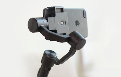 Rigiet stabilizer for your smartphone