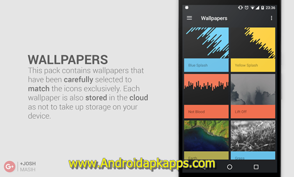 Free Download Impulse Icon Pack Apk v1.0.2 Android Latest Version Gratis 2016