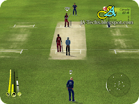 Brian Lara International Cricket 2007 Gameplay 7