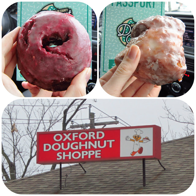 Oxford Doughnut Shoppe