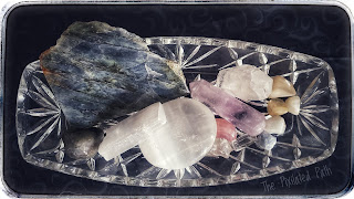 Charge Your Crystals During the Full Moon