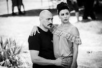 Lowriders Demian Bichir and Eva Longoria Image 1 (1)